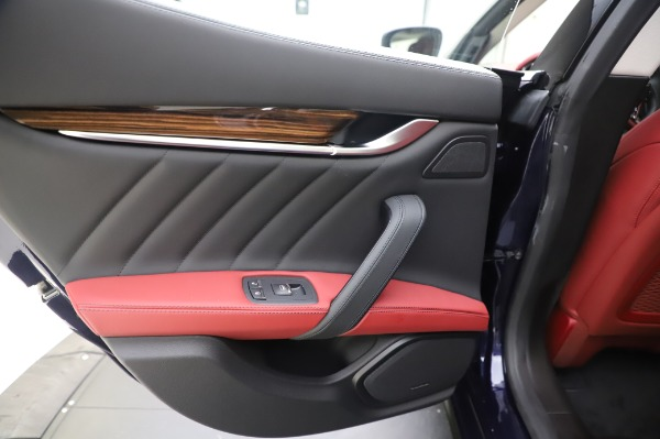 New 2020 Maserati Ghibli S Q4 for sale Sold at Maserati of Greenwich in Greenwich CT 06830 21