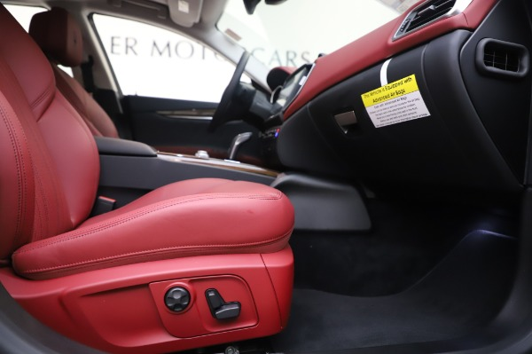 New 2020 Maserati Ghibli S Q4 for sale Sold at Maserati of Greenwich in Greenwich CT 06830 23