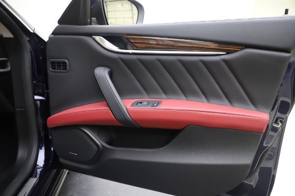 New 2020 Maserati Ghibli S Q4 for sale Sold at Maserati of Greenwich in Greenwich CT 06830 25