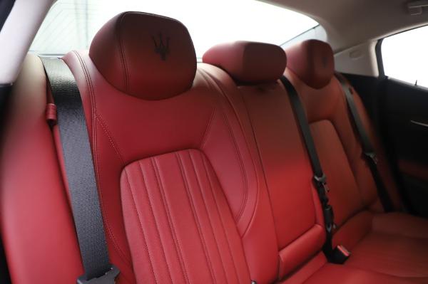 New 2020 Maserati Ghibli S Q4 for sale Sold at Maserati of Greenwich in Greenwich CT 06830 26