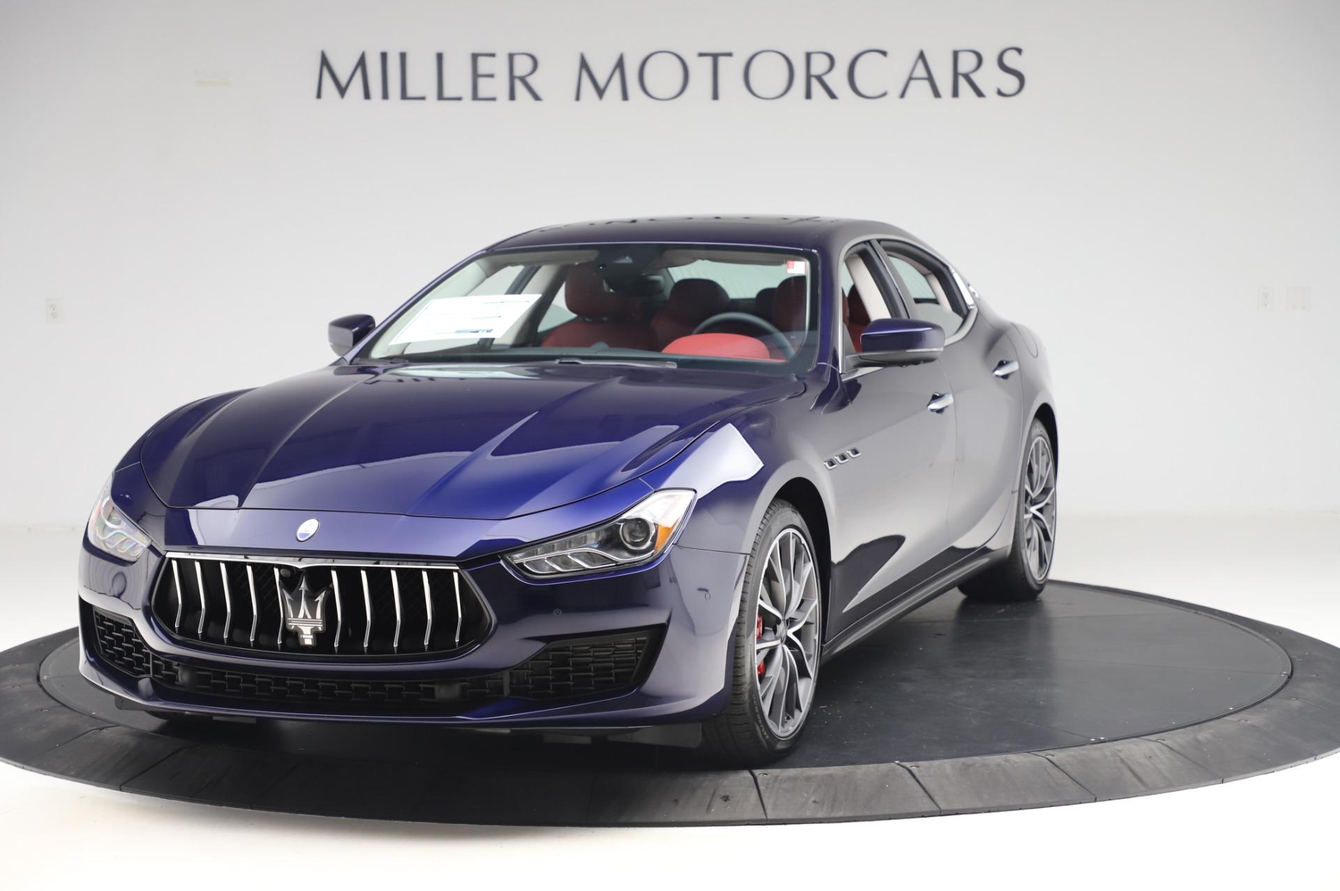New 2020 Maserati Ghibli S Q4 for sale Sold at Maserati of Greenwich in Greenwich CT 06830 1