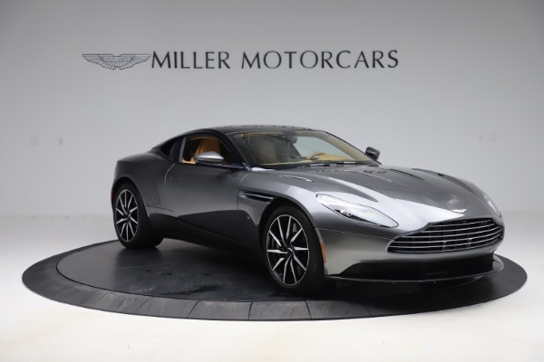 Used 2017 Aston Martin DB11 V12 for sale Sold at Maserati of Greenwich in Greenwich CT 06830 10
