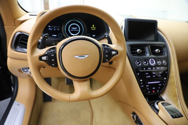 Used 2017 Aston Martin DB11 V12 for sale Sold at Maserati of Greenwich in Greenwich CT 06830 13