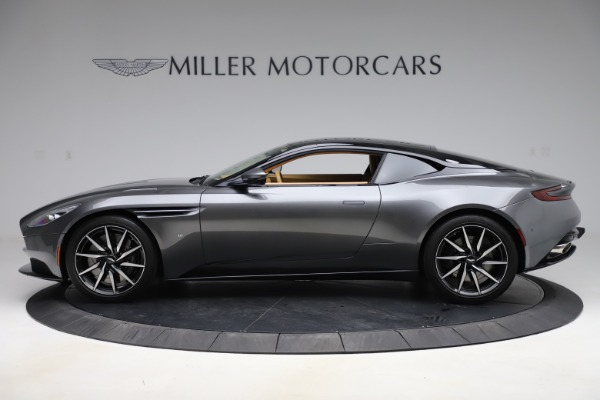 Used 2017 Aston Martin DB11 V12 for sale Sold at Maserati of Greenwich in Greenwich CT 06830 2