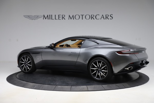 Used 2017 Aston Martin DB11 V12 for sale Sold at Maserati of Greenwich in Greenwich CT 06830 3