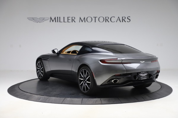 Used 2017 Aston Martin DB11 V12 for sale Sold at Maserati of Greenwich in Greenwich CT 06830 4