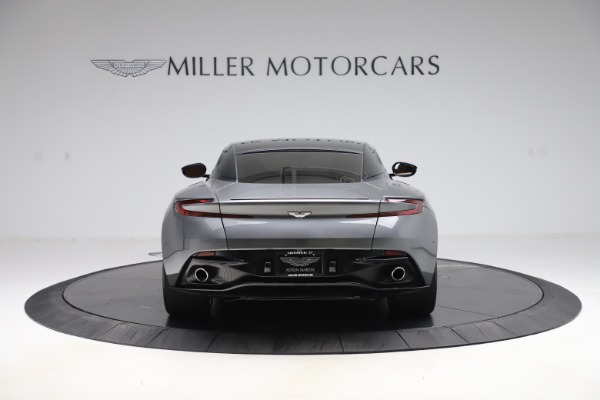 Used 2017 Aston Martin DB11 V12 for sale Sold at Maserati of Greenwich in Greenwich CT 06830 5
