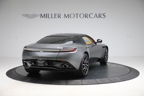 Used 2017 Aston Martin DB11 V12 for sale Sold at Maserati of Greenwich in Greenwich CT 06830 6