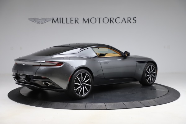Used 2017 Aston Martin DB11 V12 for sale Sold at Maserati of Greenwich in Greenwich CT 06830 7