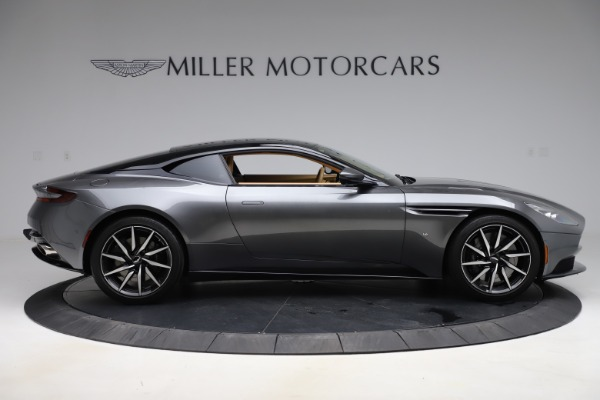 Used 2017 Aston Martin DB11 V12 for sale Sold at Maserati of Greenwich in Greenwich CT 06830 8