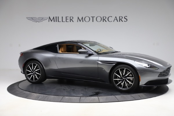 Used 2017 Aston Martin DB11 V12 for sale Sold at Maserati of Greenwich in Greenwich CT 06830 9