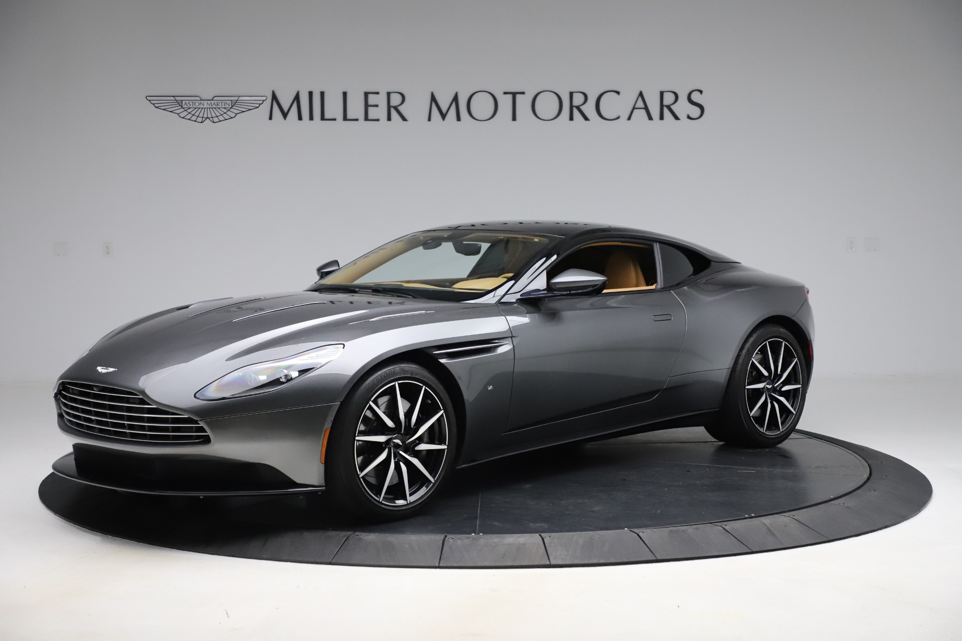 Used 2017 Aston Martin DB11 V12 for sale Sold at Maserati of Greenwich in Greenwich CT 06830 1