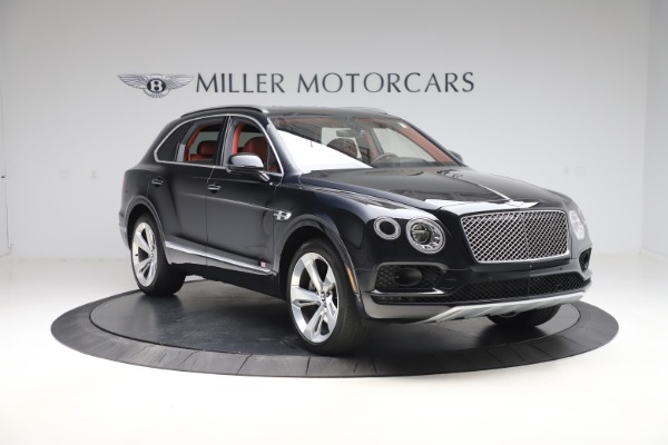 Used 2017 Bentley Bentayga W12 for sale $145,900 at Maserati of Greenwich in Greenwich CT 06830 11