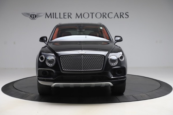 Used 2017 Bentley Bentayga W12 for sale $145,900 at Maserati of Greenwich in Greenwich CT 06830 12