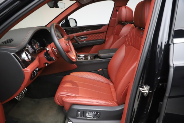 Used 2017 Bentley Bentayga W12 for sale $145,900 at Maserati of Greenwich in Greenwich CT 06830 18