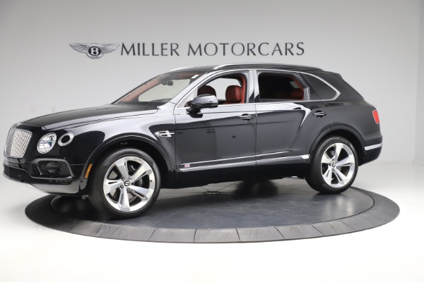 Used 2017 Bentley Bentayga W12 for sale $145,900 at Maserati of Greenwich in Greenwich CT 06830 2