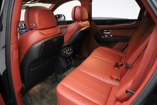 Used 2017 Bentley Bentayga W12 for sale $145,900 at Maserati of Greenwich in Greenwich CT 06830 22