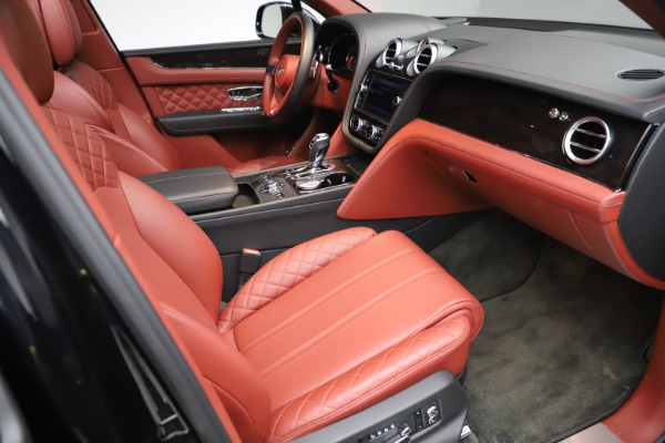 Used 2017 Bentley Bentayga W12 for sale $145,900 at Maserati of Greenwich in Greenwich CT 06830 25