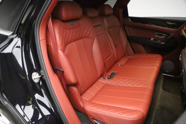 Used 2017 Bentley Bentayga W12 for sale $145,900 at Maserati of Greenwich in Greenwich CT 06830 28