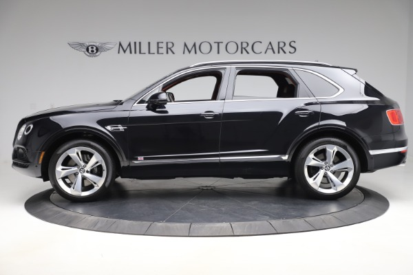 Used 2017 Bentley Bentayga W12 for sale $145,900 at Maserati of Greenwich in Greenwich CT 06830 3