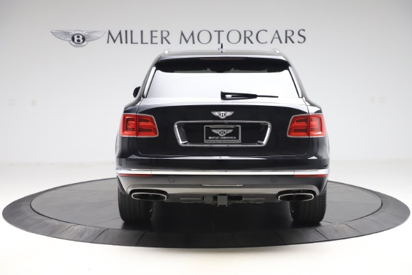 Used 2017 Bentley Bentayga W12 for sale $145,900 at Maserati of Greenwich in Greenwich CT 06830 6