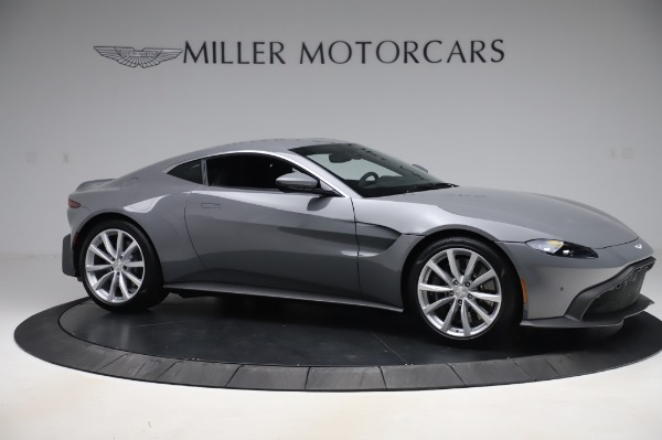 New 2020 Aston Martin Vantage Coupe for sale $165,381 at Maserati of Greenwich in Greenwich CT 06830 10