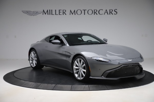 New 2020 Aston Martin Vantage Coupe for sale $165,381 at Maserati of Greenwich in Greenwich CT 06830 11