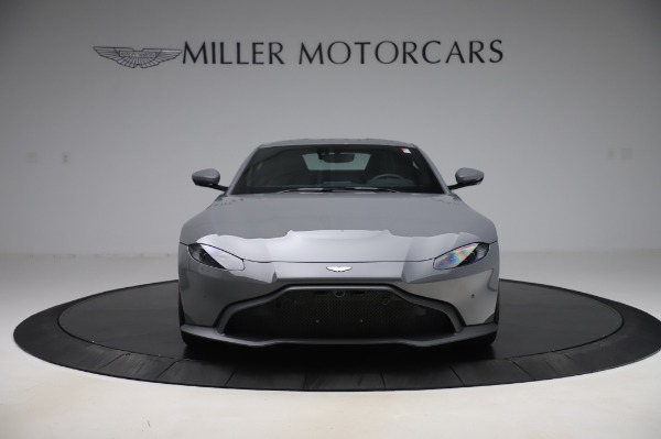 New 2020 Aston Martin Vantage Coupe for sale $165,381 at Maserati of Greenwich in Greenwich CT 06830 12
