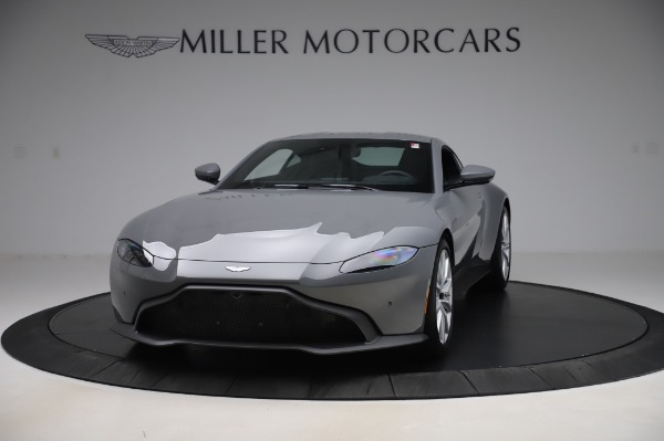 New 2020 Aston Martin Vantage Coupe for sale $165,381 at Maserati of Greenwich in Greenwich CT 06830 2