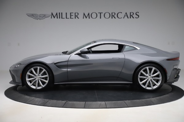 New 2020 Aston Martin Vantage Coupe for sale $165,381 at Maserati of Greenwich in Greenwich CT 06830 3