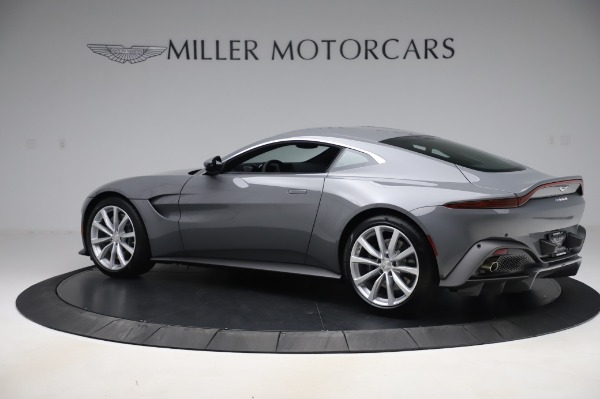 New 2020 Aston Martin Vantage Coupe for sale $165,381 at Maserati of Greenwich in Greenwich CT 06830 4