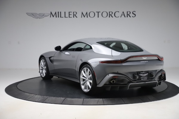 New 2020 Aston Martin Vantage Coupe for sale $165,381 at Maserati of Greenwich in Greenwich CT 06830 5