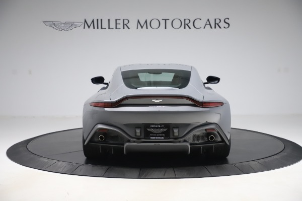 New 2020 Aston Martin Vantage Coupe for sale $165,381 at Maserati of Greenwich in Greenwich CT 06830 6