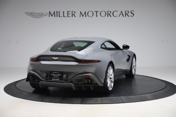 New 2020 Aston Martin Vantage Coupe for sale $165,381 at Maserati of Greenwich in Greenwich CT 06830 7
