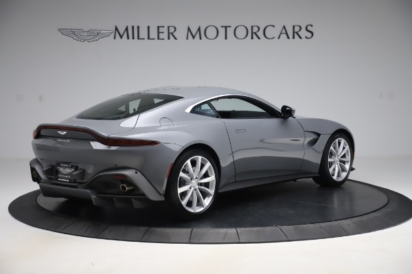 New 2020 Aston Martin Vantage Coupe for sale $165,381 at Maserati of Greenwich in Greenwich CT 06830 8