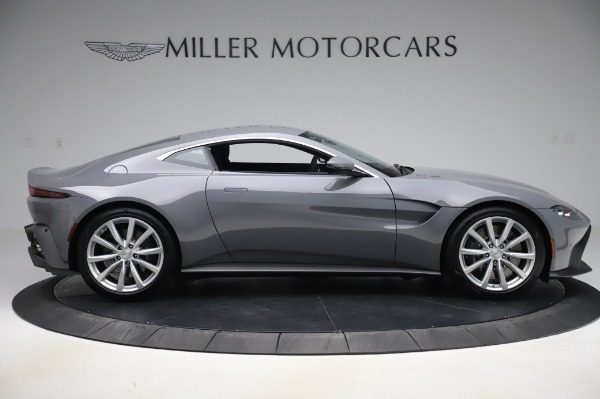 New 2020 Aston Martin Vantage Coupe for sale $165,381 at Maserati of Greenwich in Greenwich CT 06830 9