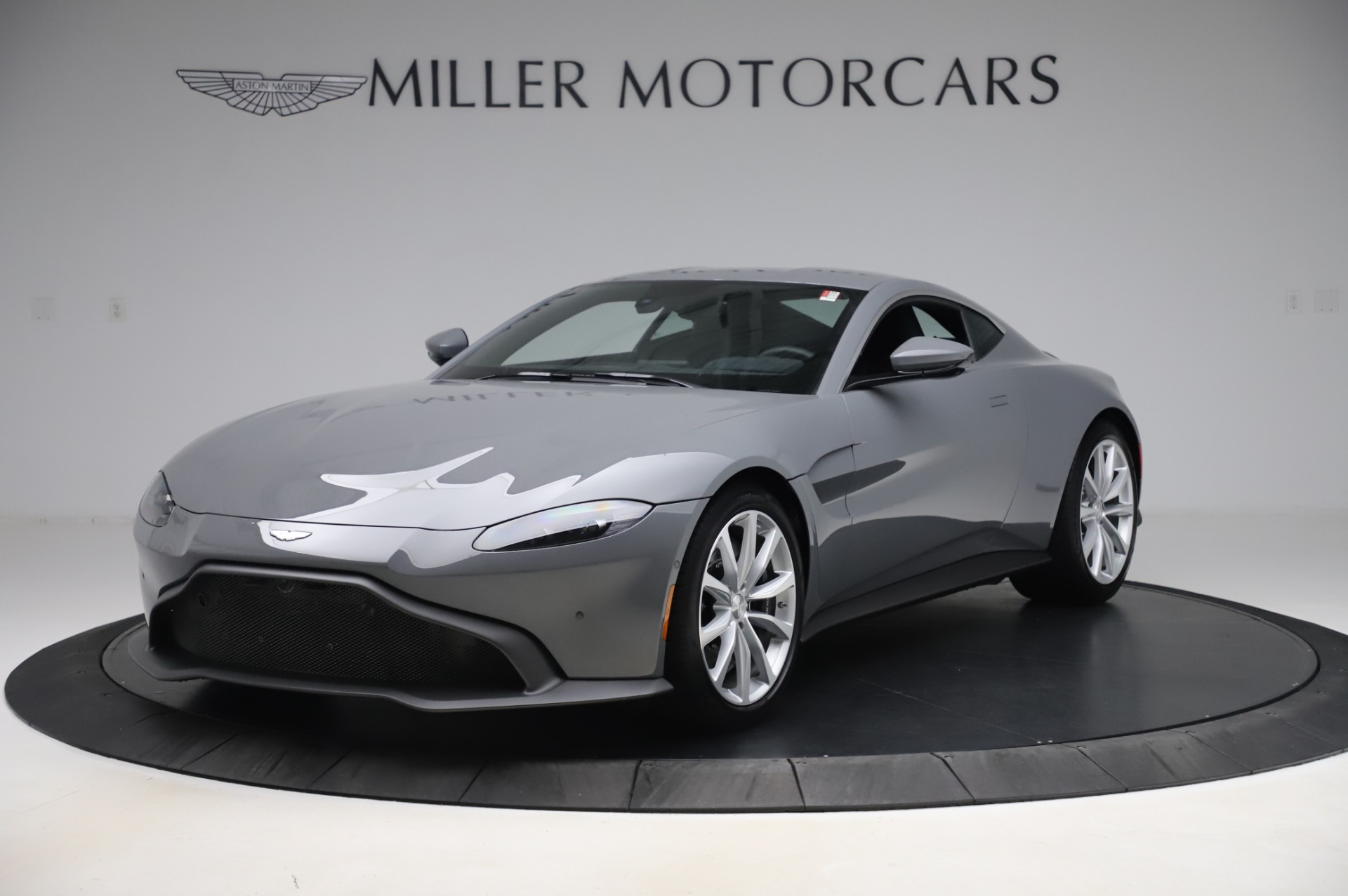 New 2020 Aston Martin Vantage Coupe for sale $165,381 at Maserati of Greenwich in Greenwich CT 06830 1