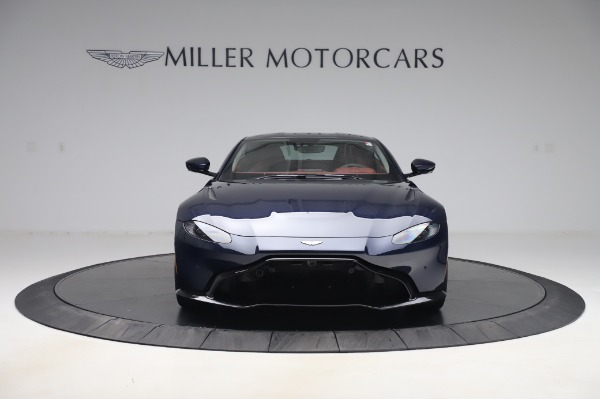 New 2020 Aston Martin Vantage Coupe for sale $177,481 at Maserati of Greenwich in Greenwich CT 06830 11
