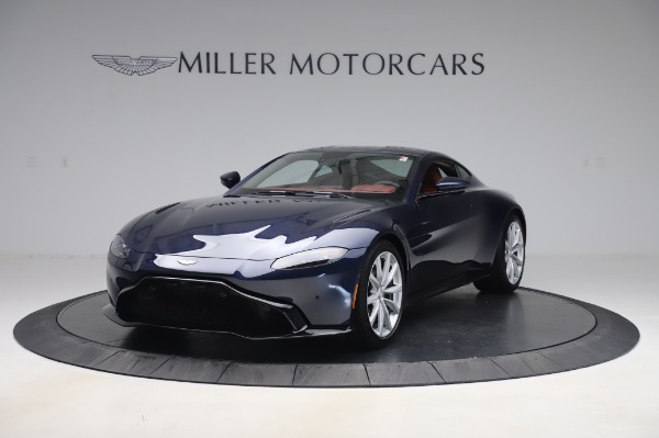 New 2020 Aston Martin Vantage Coupe for sale $177,481 at Maserati of Greenwich in Greenwich CT 06830 12
