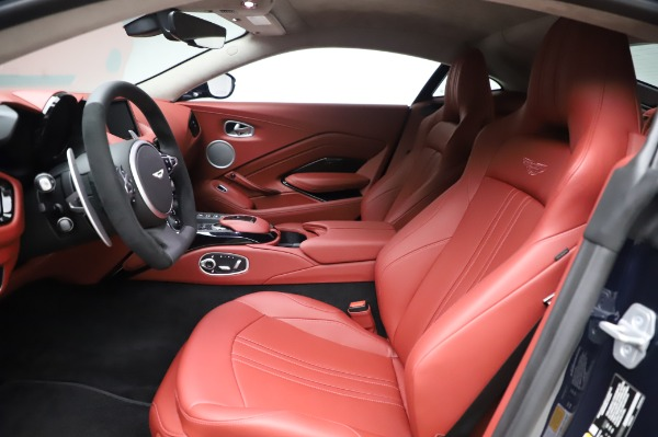 New 2020 Aston Martin Vantage Coupe for sale $177,481 at Maserati of Greenwich in Greenwich CT 06830 13