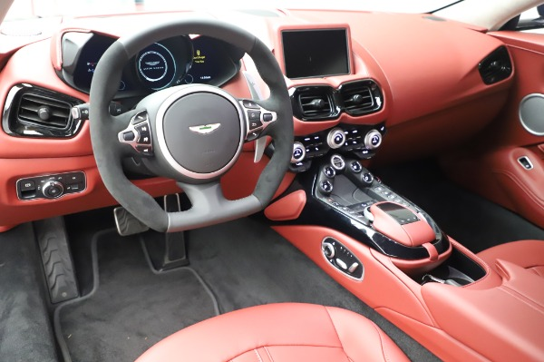 New 2020 Aston Martin Vantage Coupe for sale $177,481 at Maserati of Greenwich in Greenwich CT 06830 14