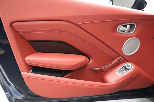 New 2020 Aston Martin Vantage for sale $177,481 at Maserati of Greenwich in Greenwich CT 06830 17