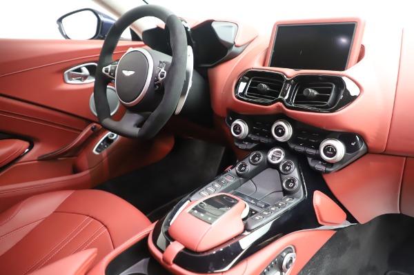 New 2020 Aston Martin Vantage for sale $177,481 at Maserati of Greenwich in Greenwich CT 06830 18