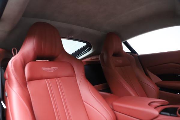 New 2020 Aston Martin Vantage for sale $177,481 at Maserati of Greenwich in Greenwich CT 06830 19