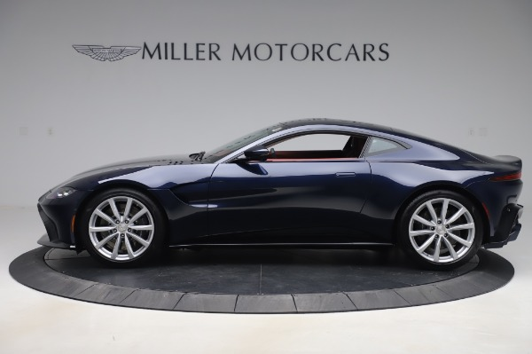 New 2020 Aston Martin Vantage Coupe for sale $177,481 at Maserati of Greenwich in Greenwich CT 06830 2