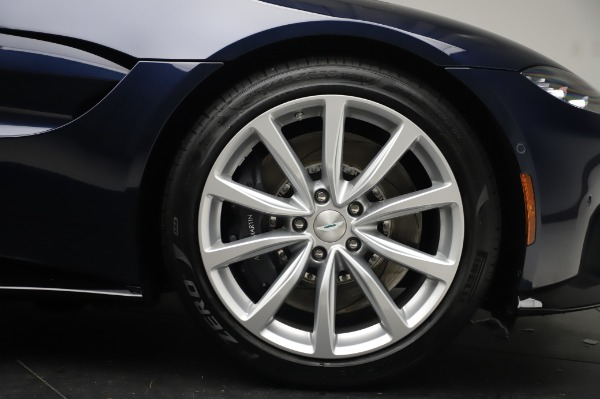 New 2020 Aston Martin Vantage Coupe for sale $177,481 at Maserati of Greenwich in Greenwich CT 06830 20