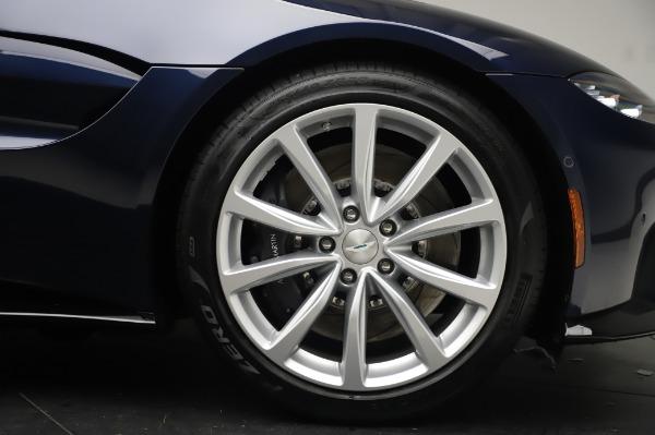 New 2020 Aston Martin Vantage for sale $177,481 at Maserati of Greenwich in Greenwich CT 06830 20