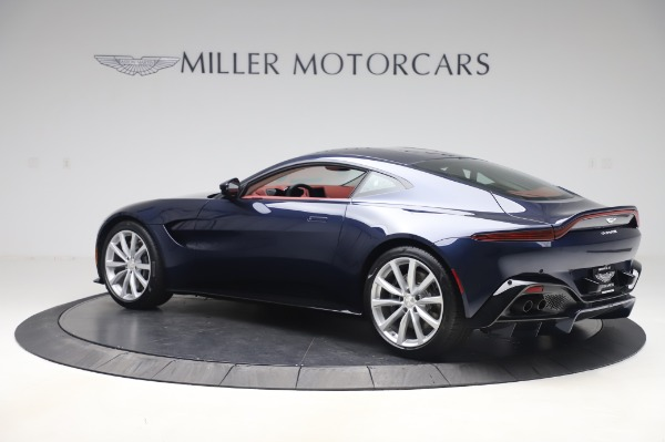New 2020 Aston Martin Vantage Coupe for sale $177,481 at Maserati of Greenwich in Greenwich CT 06830 3