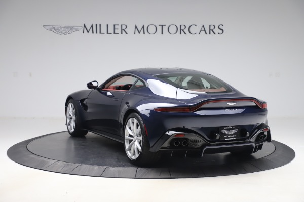 New 2020 Aston Martin Vantage Coupe for sale $177,481 at Maserati of Greenwich in Greenwich CT 06830 4