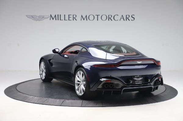 New 2020 Aston Martin Vantage for sale $177,481 at Maserati of Greenwich in Greenwich CT 06830 4